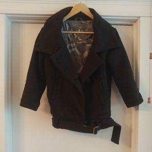 Community Moto Jacket 100% organic cotton